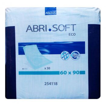 Пеленки ABRI-SOFT Underpads SUPERDRY 60 x 60cм 1000 мл 60 шт
