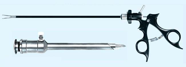 Инструмент для лапароскопии, гинекологии, урологии купить в Киеве